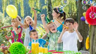 A tökéletes nyári gyerekzsúr receptje
