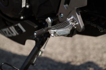 A csavar lekopott, ez is jelzi, hogy a futóművel nincs gond