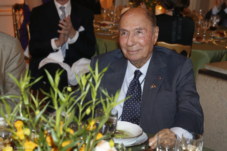 Serge Dassault 2014-ben