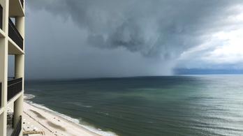 Elérte Floridát az Alberto vihar, ketten meghaltak