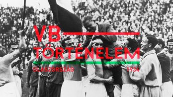 Vb-győzelmet vettek a fasiszták - Olaszország, 1934