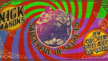 Megturnéztatják Pink Floyd hatvanas évekbeli számait