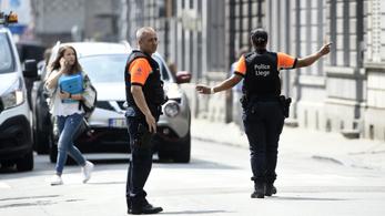 Hárman meghaltak, amikor egy férfi rendőrökre lőtt Belgiumban