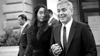 Menekültek ezreit iskolázzák be Clooney-ék