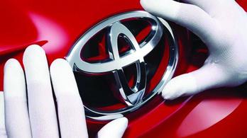 A Toyota még mindig a legértékesebb autómárka
