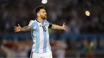 Messi vagy bukás