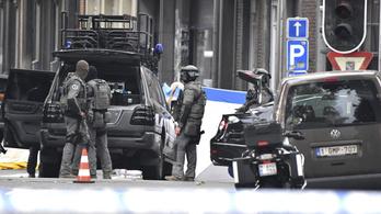 Terrorizmusgyanúsként kezelik a belga lövöldözést