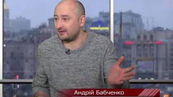 Meggyilkoltak egy ismert orosz ellenzéki újságírót Kijevben