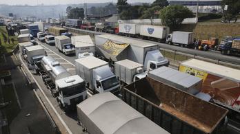 Újabb sztrájk béníthatja meg Brazíliát