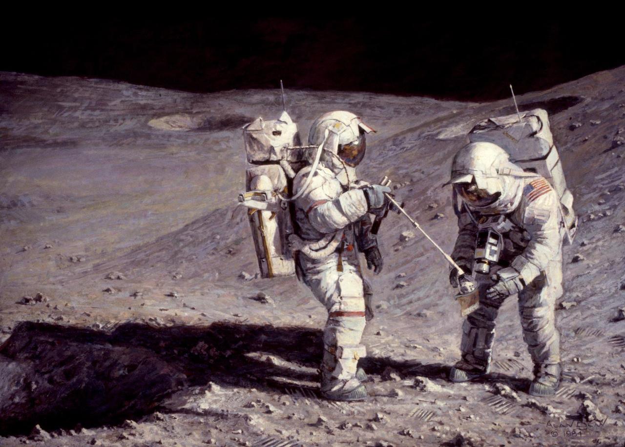 Holdkőzet - irány a Föld (1984).
