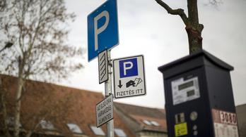 Új parkolási övezetek Budapesten