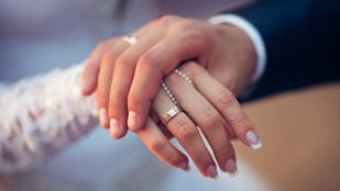 15 perccel az igen kimondása után vált el a feleségétől egy férfi