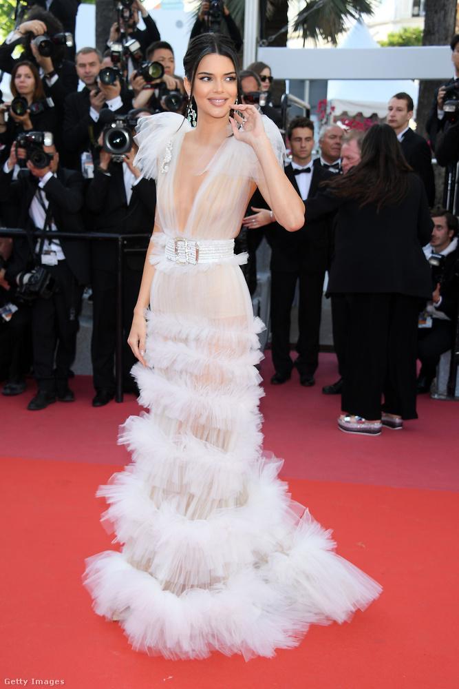 Mint itt, a Cannes-i Filmfesztiválon.