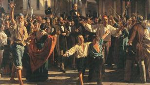 Miért éppen Velencével szövetkeztünk a Habsburgok trónfosztása után? - Magyarország és Velence kapcsolata 1848-49-ben