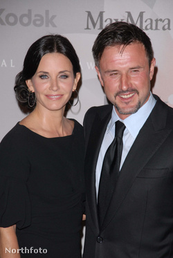 Courtney Cox és David Arquette