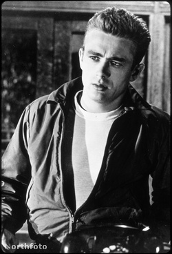 James Dean a Rebel Without a Cause-ban (Haragban a világgal)