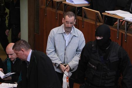 K. Árpád az első rendű vádlott