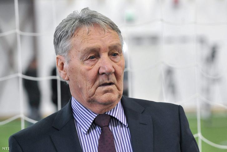 Kovács Ferenc 2013. január 17-én Székesfehérváron