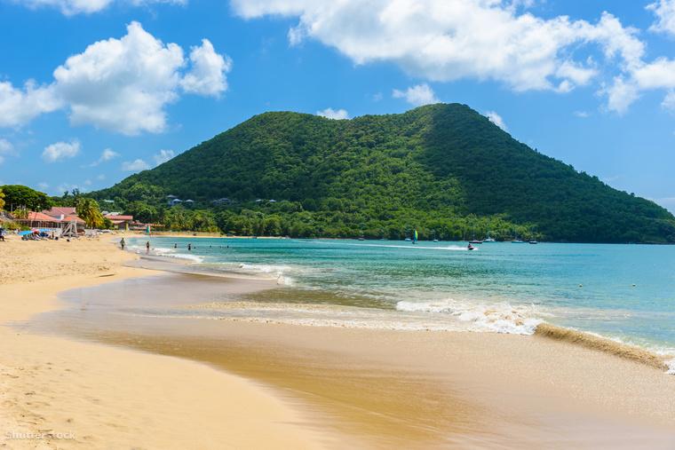 Saint Lucia a Karib-térségben található szigetállam