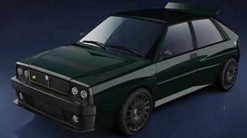 Feltámasztják a Lancia Delta Integralét