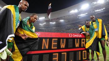Nem tudták megmenteni Usain Bolt tripla-tripla olimpiai aranyát