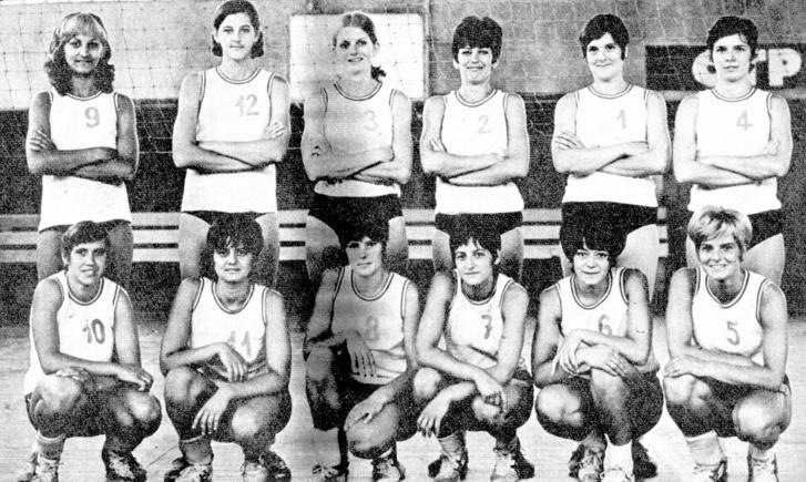 Az 1972-es olimpiai csapat