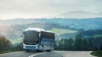 Megérkezett a Volvo új csúcsbusza