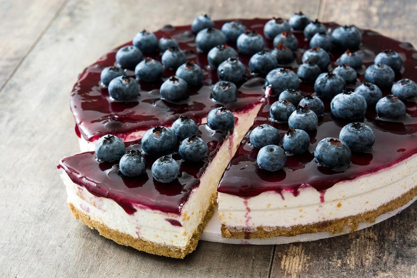 Krémes, gyümölcsös túrótorta sütés nélkül - Bevált családi recept szerint