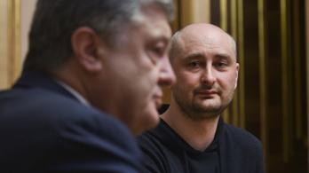 Babcsenko-ügy: 30 orosz ellenzéki meggyilkolását akadályozták meg