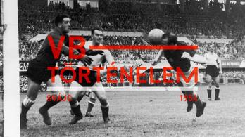 Az örökké fájó döntő, kikapott az Aranycsapat - Svájc, 1954