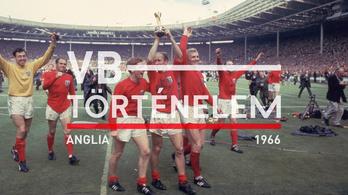 Fantomgól a vb-döntőben - Anglia, 1966
