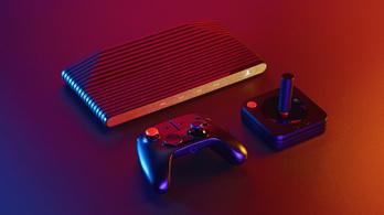 Imádják az Atari retro konzolját, pedig még meg sem jelent