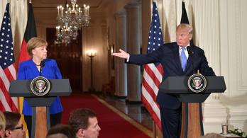 Merkel Trump győzelme miatt vállalta újabb négy évre a kancellárságot