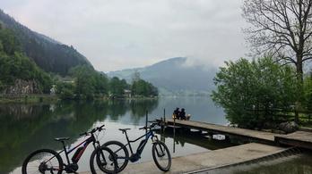 Az Ybbs-völgyi kerékpárút