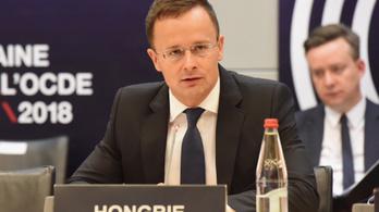 Szijjártó: A magyar kormánynak nem adhat senki ultimátumokat