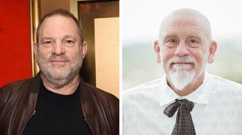 John Malkovich bevállalta, hogy eljátssza Harvey Weinsteint