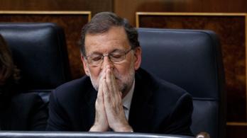 Spanyolországban összejött a többség a korrupt jobboldali kormány leváltására