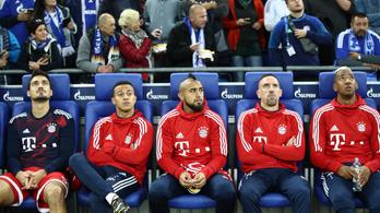 Négy embert selejtez ki a Bayern