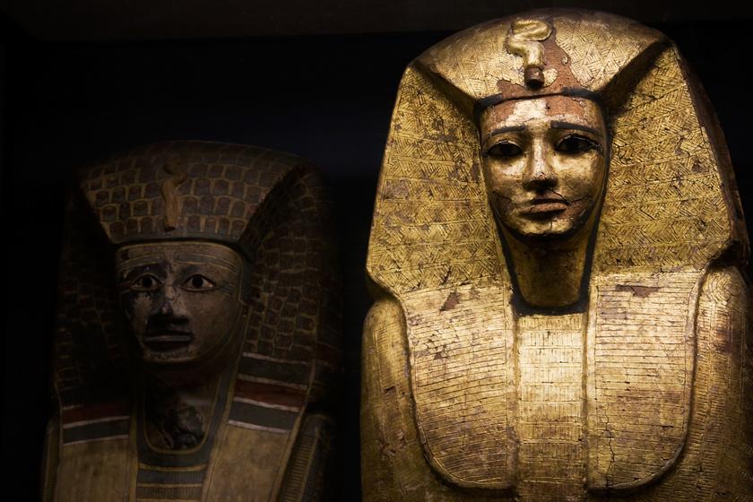 Mi kell az örökkévalósághoz? Az ókori egyiptomiak szerint sok pénz