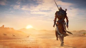 Bemutatták az új Assassin's Creed játékot