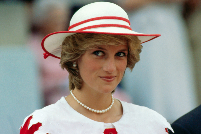 Diana itt még nagyon szerelmes volt Károly hercegbe - Sosem látott fotók kerültek elő kettejükről