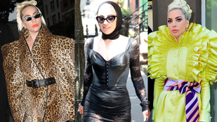 Bréking: Lady Gaga újra Lady Gaga
