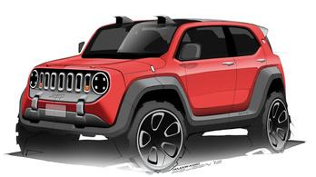 Elkészítik a Jeep kisautót