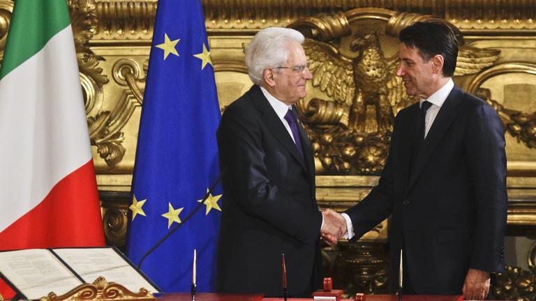 Európa retteghet: itt az új olasz kormány
