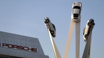 Nincs elég új Porsche, nem jut mindenkinek