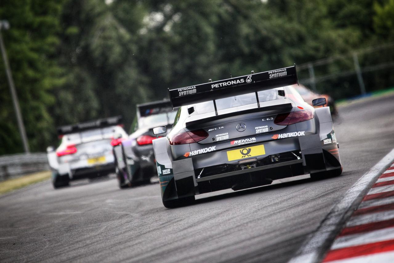 Sorminta. Audi, BMW, Mercedes, ami a jelenlegi erőviszonyokat is viszonylag jól tükrözi – legalábbis a Hungaroringre vonatkozóan egészen biztosan