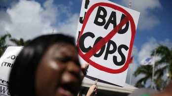 Csak nem lehet csak úgy lelövöldözni a fekete sofőröket az USA-ban