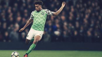 Pillanatok alatt elkapkodták Nigéria vébémezét