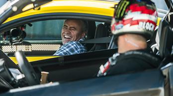 Matt LeBlanc-nak elég volt, kiszáll a Top Gearből