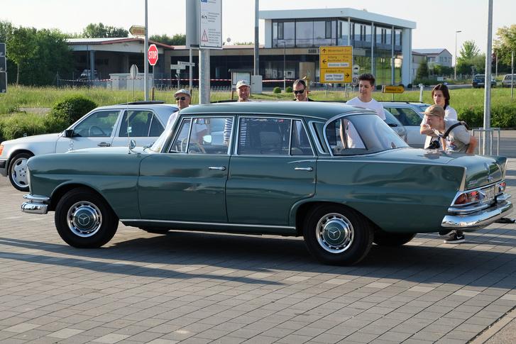 Ornbau egyik legszebb autója